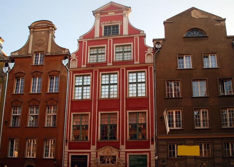 Znalezione obrazy dla zapytania dom uphagena gdańsk