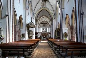 Katedra w Kamieniu Pomorskim