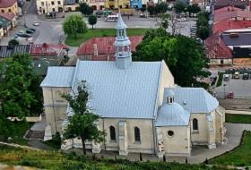Kościół św. Bartłomieja Chęciny