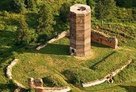Ruiny zamku w Bolesławcu