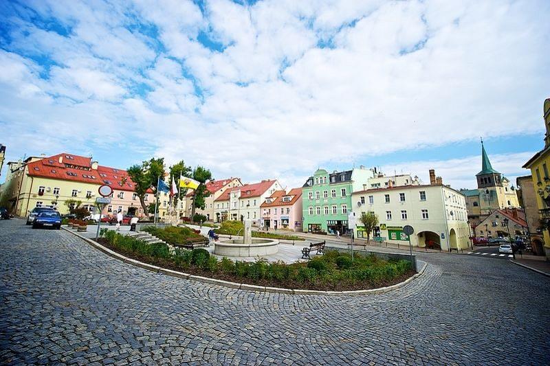 Rynek Duszniki-Zdrój 2