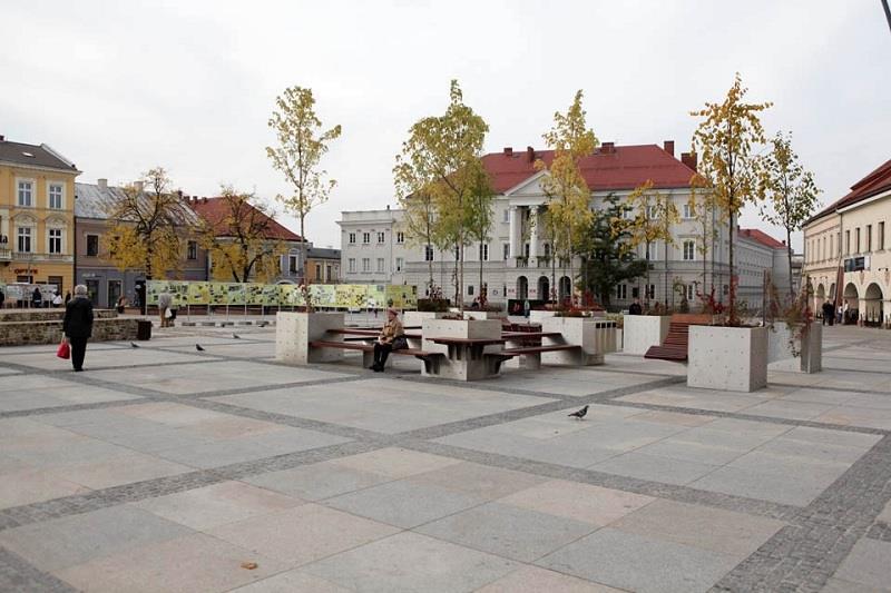 Rynek w Kielcach 1