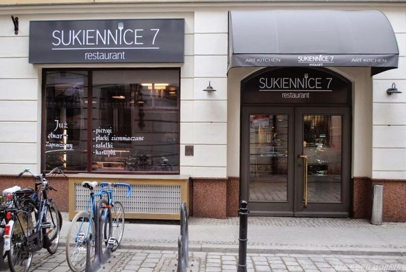 Restauracja Sukiennice 7 2