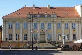 Gmach Biblioteki w Bydgoszczy