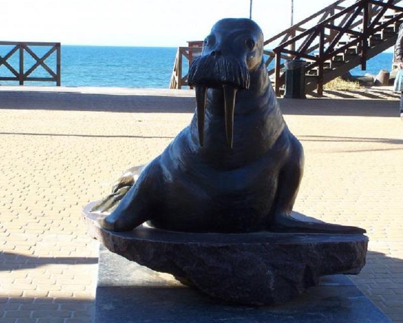 Pomnik Morsa 1