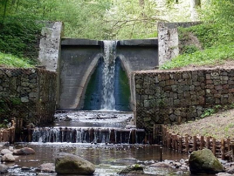 Wodospad Weklice 1