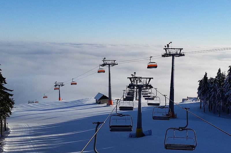 Zieleniec Ski Arena 1