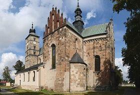 Kolegiata Św. Marcina w Opatowie