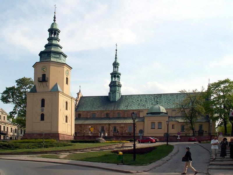 Katedra w Kielcach 1