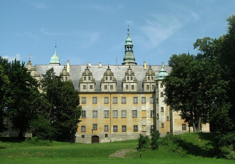 Zamek Książęcy w Oleśnicy 2