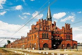 Niezwykły dworzec
