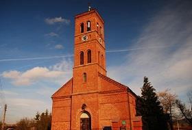 Kościół Apostołów  Chmielno