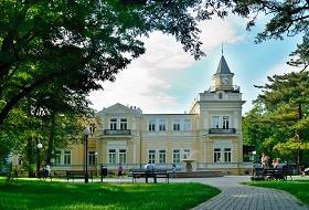 Pałacyk Sokoła w Pruszkowie