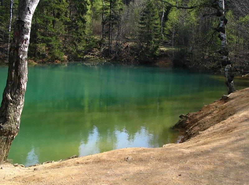 Kolorowe Jeziorka 1