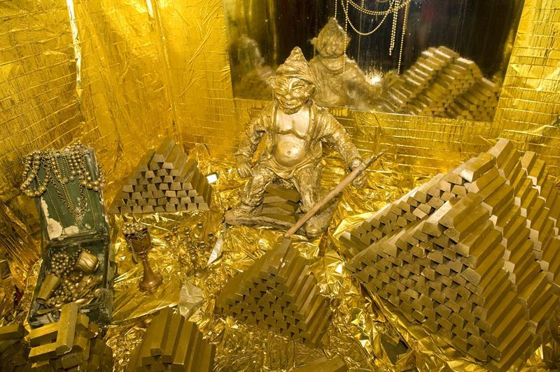 Kopalnia Złota w Złotym Stoku 2