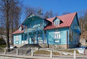 Muzeum Nikifora Krynica Zdrój