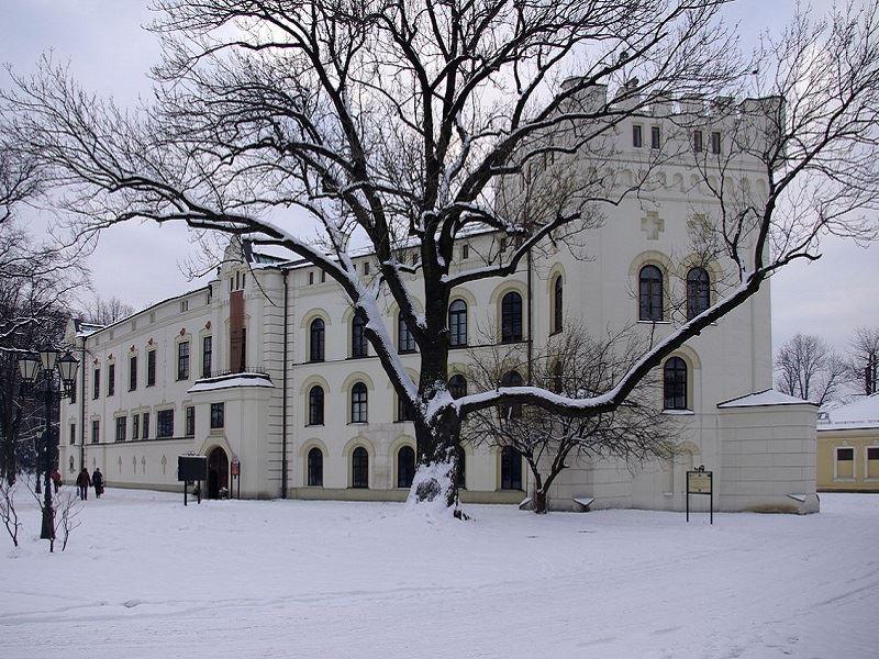 Stary Zamek w Żywcu 1
