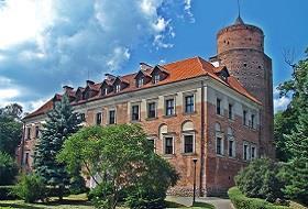 Zamek Arcybiskupi w Uniejowie