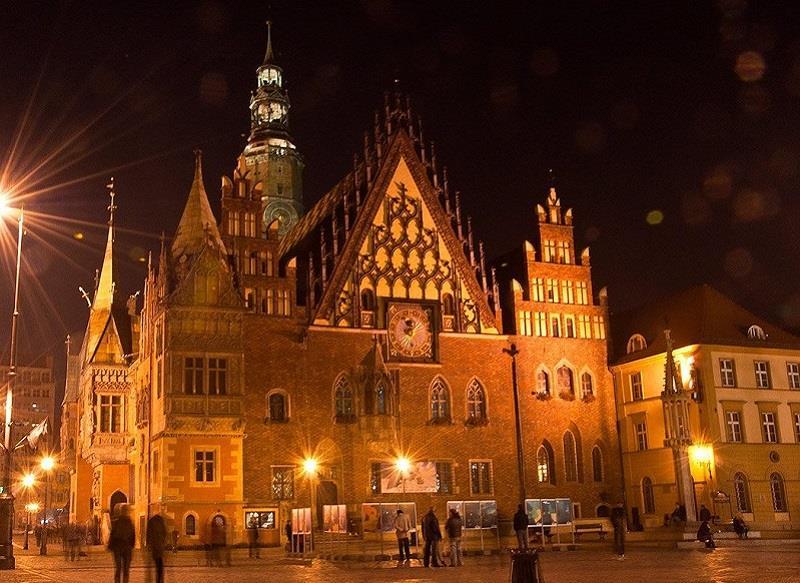 Ratusz we Wrocławiu 2