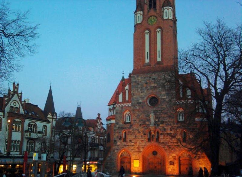 Kościół Św. Jerzego 1