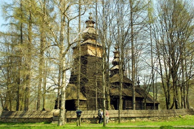 Cerkiew w Powroźniku 1