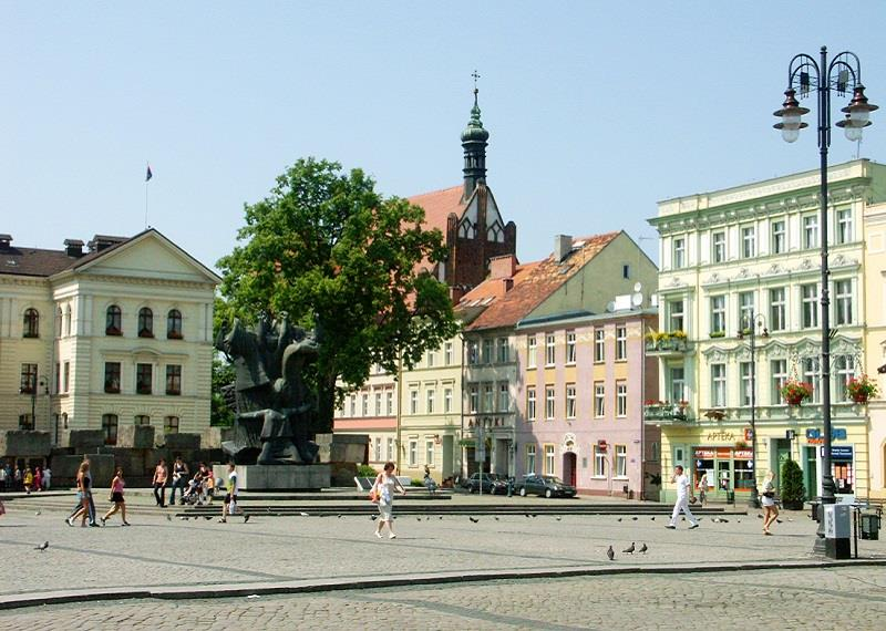 Stary Rynek Bydgoszcz 1