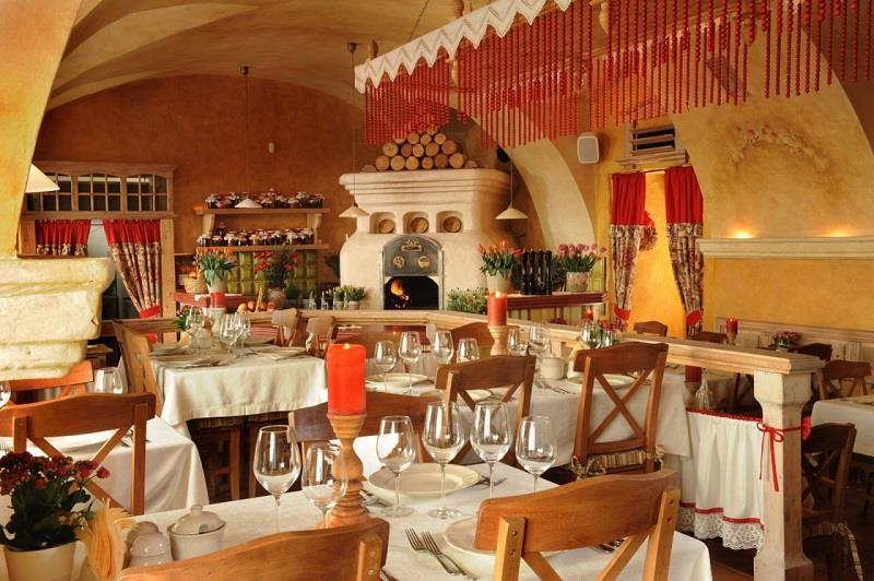 Restauracja Miód Malina 1
