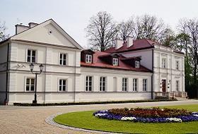 Pałac Pułaskich w Warce