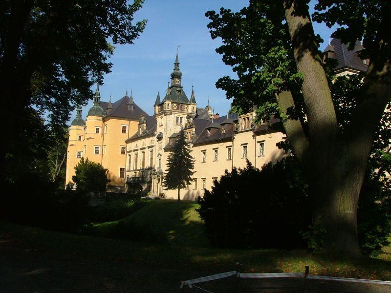 Zamek Kliczków 1