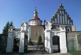 Świątynia w  Brzezinach