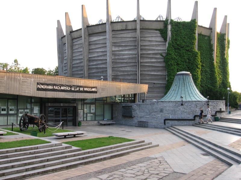 Panorama Racławicka 1