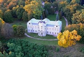 Pałac Granowskich nad Pilicą