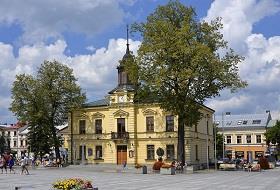 Ratusz Nowy Targ