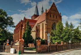Kościół WNMP w Chełmnie