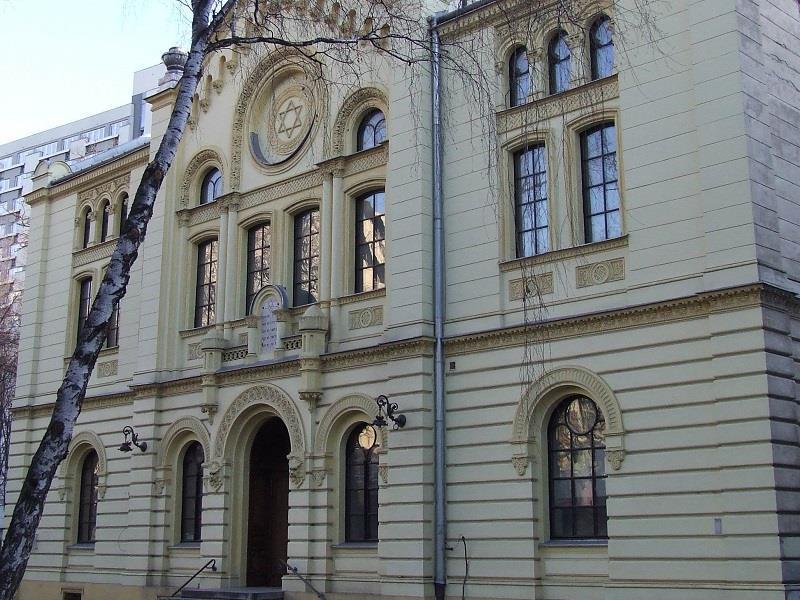 Synagoga Nożyków 1