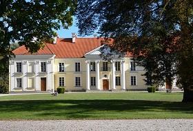 Pałac w Rybienku Starym