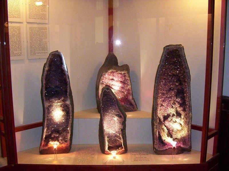 Muzeum Mineralogiczne 1