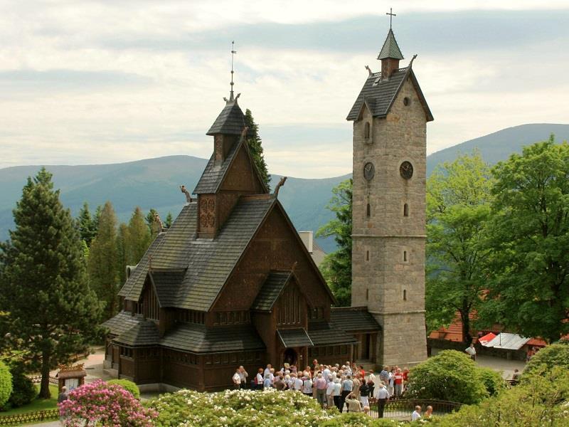 Kościółek Wang 1
