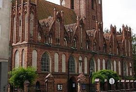 Kościół w Ornecie