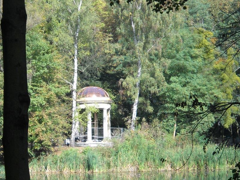 Park i Pałac w Pawłowicach 4