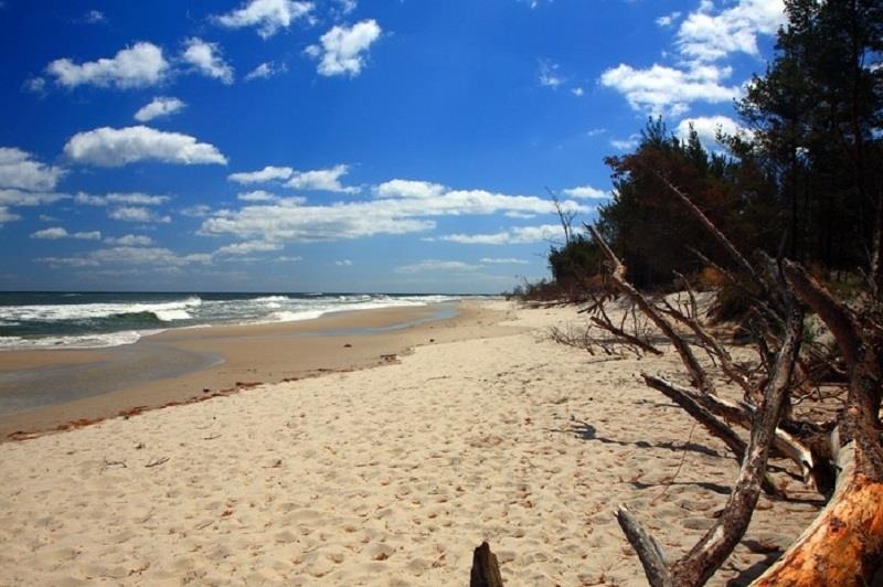 Plaża w Juracie 1
