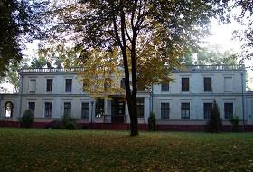 Pałac w Grabinie