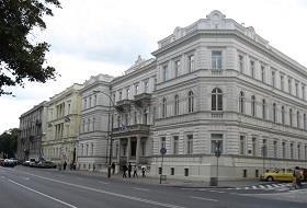 Aleje Ujazdowskie w Warszawie