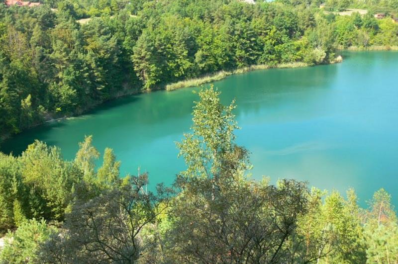 Szmaragdowe Jezioro 1