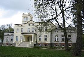 Pałac w Klonowie