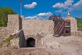 Ruiny Zamku w Muszynie