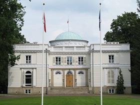 Pałac Bażantarnia w Natolinie