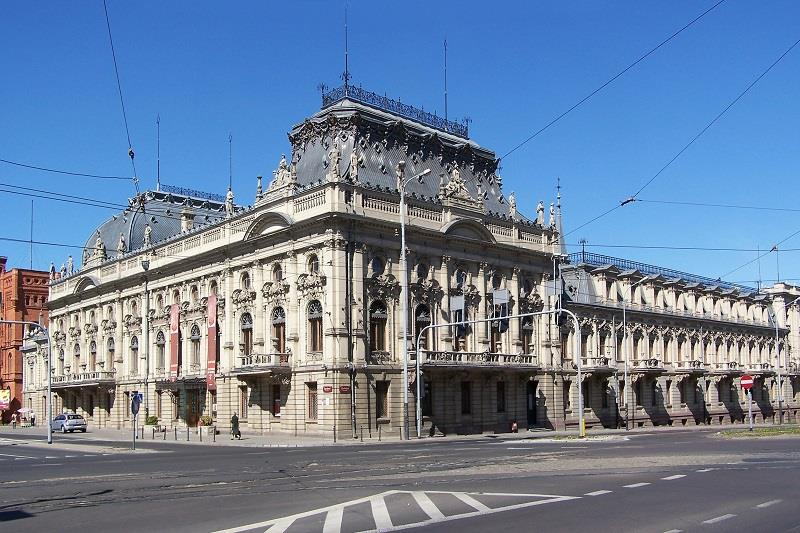 Pałac Izraela Poznańskiego  1