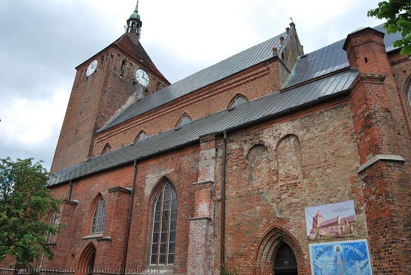 Kościół Mariacki w Darłowie  1