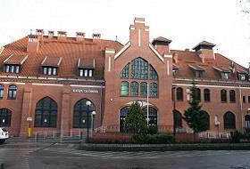 Dworzec Kolejowy w Iławie